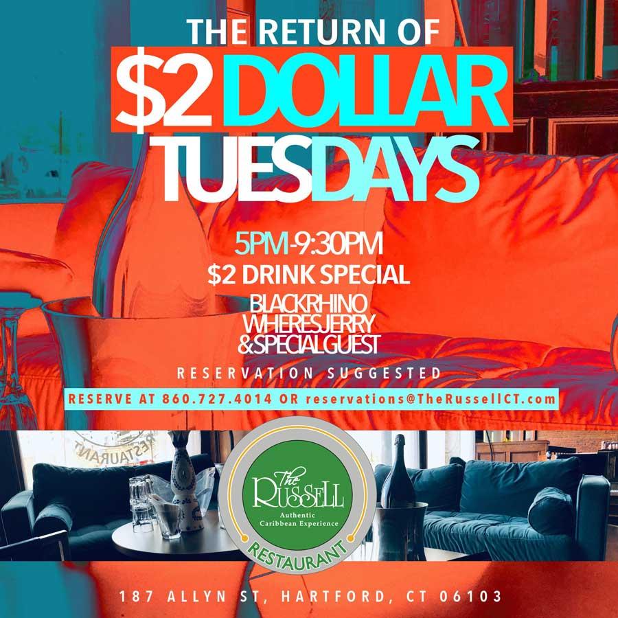 $2-Tuesdays